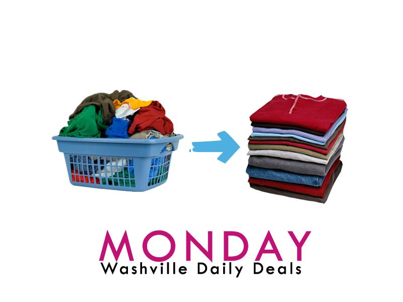 Promosi Dobi Daily Deals : Monday