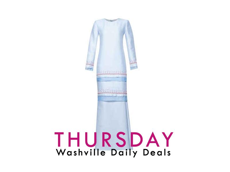 Promosi Dobi Daily Deals : Thursday