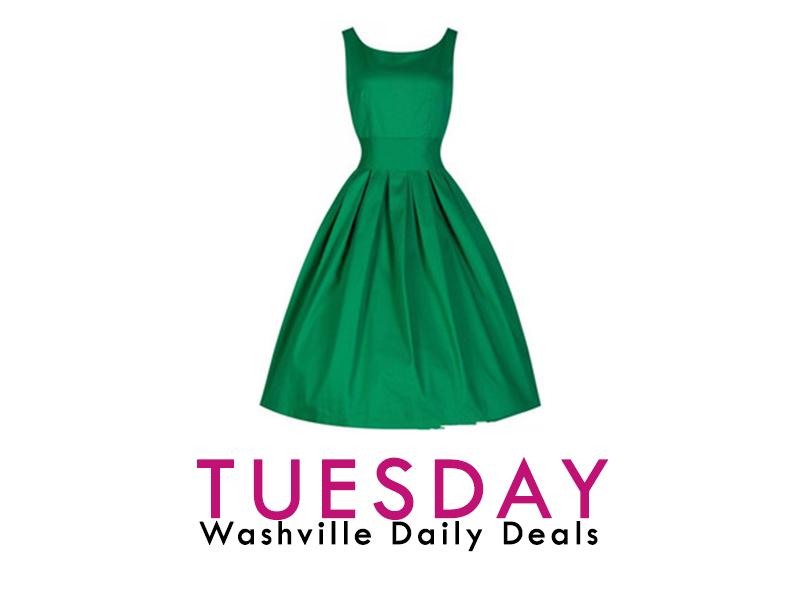 Promosi Dobi Daily Deals : Tuesday