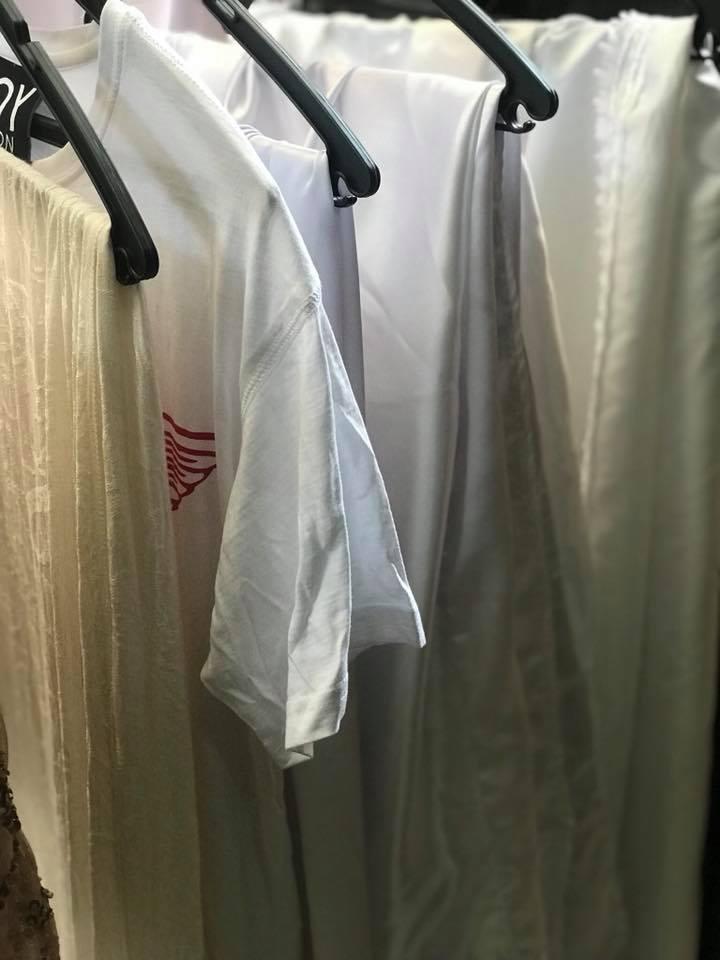 Dry Clean Pakaian Putih